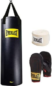 Everlast Heavy Bag Kit with Punching Bag