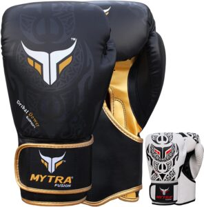 Mytra Fusion Tribal Boxing Gloves